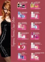 Perfumes importados de 15 ml