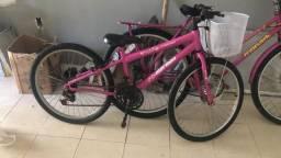 Bicicleta feminina mormaii