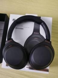 Título do anúncio: Sony wh-1000xm4 (menos de 1 mês de uso)