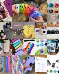 Acessórios para celular , relógio , som