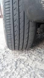 Título do anúncio: Vendo 4 pneus 165/40/15
