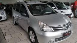 Nissan Grand Livina S 1.8 Flex 7 Lugares - 2013