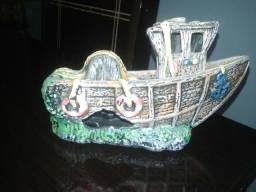 Aquário barco