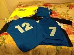 Jogo de camisetas para Futsal
