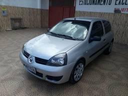 Clio 2009 c/ ar muito economico - 2009