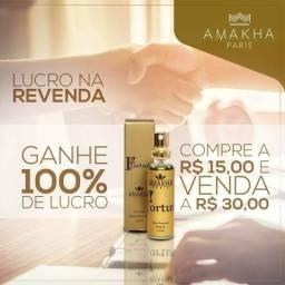 Revenda perfumes importados
