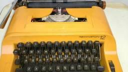 Máquina de escrever, antiguidade