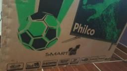 "Smart TV Android Philco 32"""