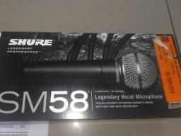 Microfone shure