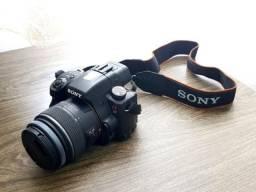 Câmera Digital Sony DSLR a37