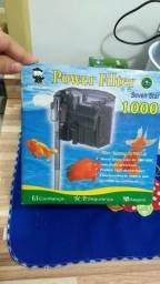 Filtro externo para aqua