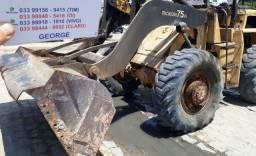 Carregadeiras de madeira cana sucata brita areia e diversos fins