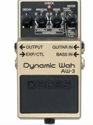 Pedal boss dinamic wah Aw3