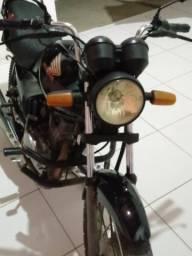 Moto fan 125ks 2011 pedal - 2011
