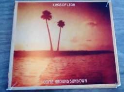 Cd Come Around Sundown Kings Of Leon Deluxe Duplo Importado