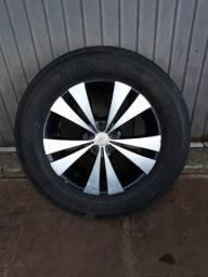 S 10 Rodas com pneus aro 18, 5 furos