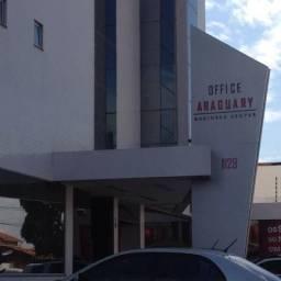 Alugo Sala Comercial mobiliada no Araguary Office Center
