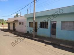 REF 158 Casa com salão comercial, próximo área industrial, Imobiliária Paletó