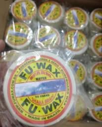 Parafinas FU WAX para o Surf