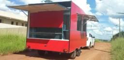Container casas e trailer de lanches