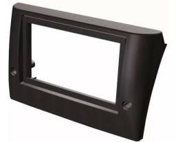 Moldura Painel 2Din DVD Fiat Stilo AP 499 Autoplast