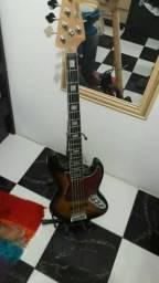 Baixo Fender impecável comprar usado  Itaquaquecetuba