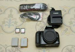 Usado, Canon EOS 450D/ EOS Digital Rebel XSi comprar usado  Campo Grande
