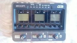 Pedaleira Zoom G3 comprar usado  Aparecida De Goiânia