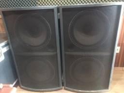2 caixas de som Celestion CX 1812 perfeito estado comprar usado  Bauru