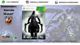 Jogo Darksiders 2 Original Midia Física para Xbox 360 comprar usado  Porto Alegre