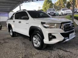 Toyota Hilux CD SR 2.8 Aut. Diesel IMPECÁVEL!!! - 2019