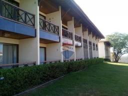 Flat com 1 dormitório à venda, 36 m² por R$ 180.000 - Zona Rural - Gravatá/PE