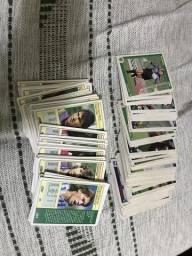 Lote mais de 180 cards Calcio Italiano 1993