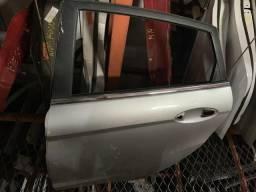 Porta traseira esquerda New Fiesta
