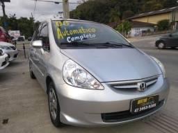 Honda fit automático financia 100% - 2008