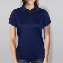 Camisas Polo Personalizada Bordado Peito Promoção Quantidade Limitada