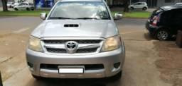 Toyota Hilux cd srv 4x2 Top de linha! - 2005