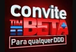 Convite tim* beta