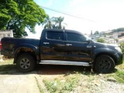 Hillux 2008 Diesel Completa - 2008