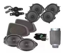 Sistema Jbl Car Sound Novo Cruze Hatch Lt 17/18 Gm 52142288