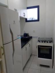 Apartamento 1 dormitório, 35m², Moema, mobiliado.
