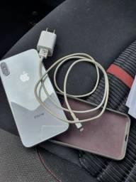 Iphone x 64gb conservado com carregador