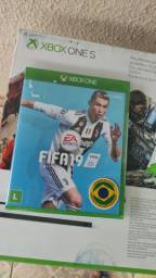FIFA 19 Original nunca usado
