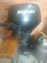Motor de polpa Suzuki 15