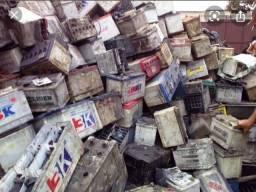 Compra sucata de antimonio, motor geladeira e bateria