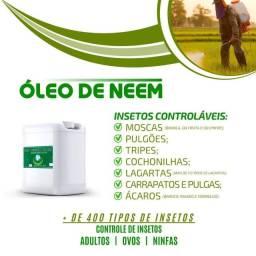 Inseticida oleo de neem para todas as culturas