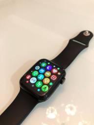 Relógio Smartwatch Iwo 12pro Series6 - Incrível Tela Infinita 44mm(novo modelo)
