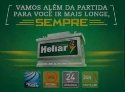 Bateria Heliar 60 Garantia 02 anos.