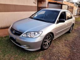 Honda - Civic LX 1.7 TURBO 2005/2006
