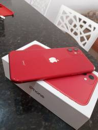 Iphone 11 Red 64GB Novíssimo